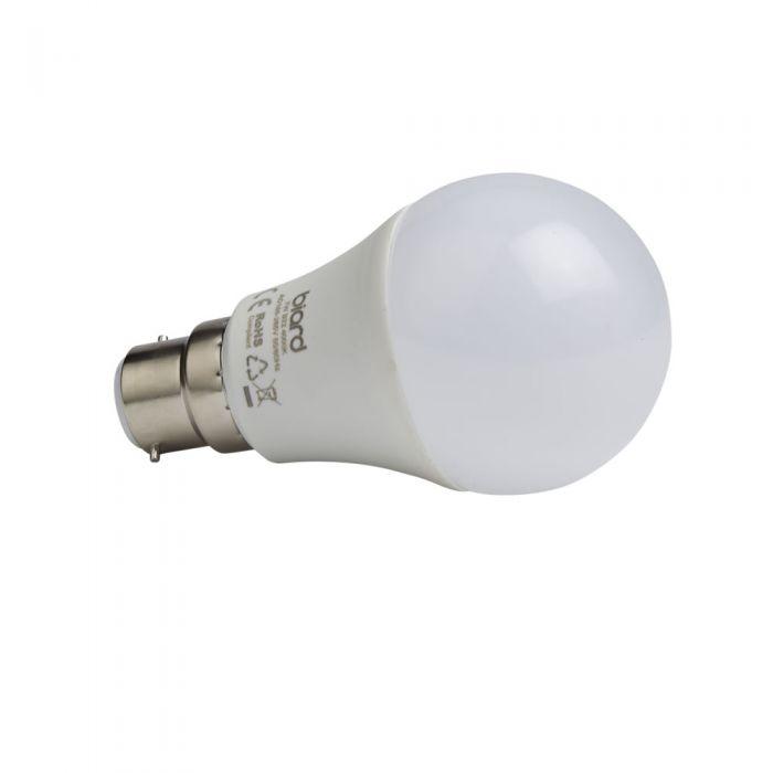 Biard Ampoule Led B22 7W - Lot de 6