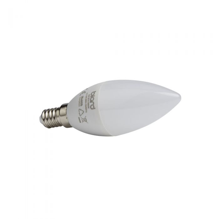 Biard Ampoule Flamme LED E14 5W - Lot de 6