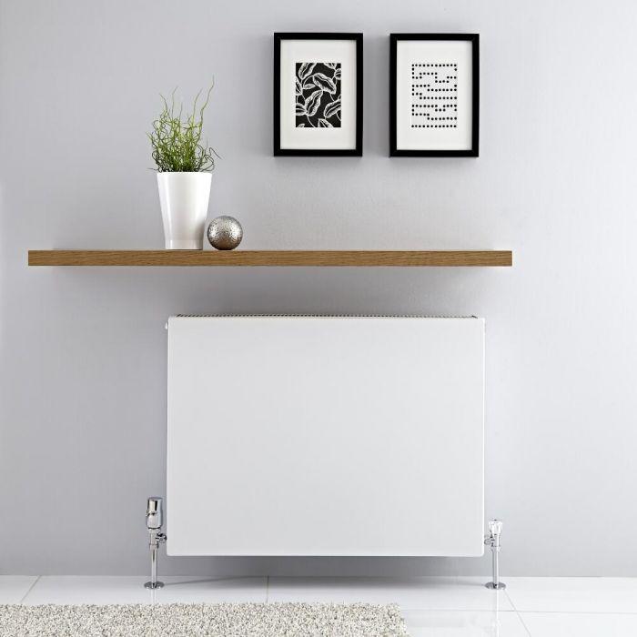 Radiateur horizontal Blanc Type 22 Merus 60 x 80cm 1732 watts