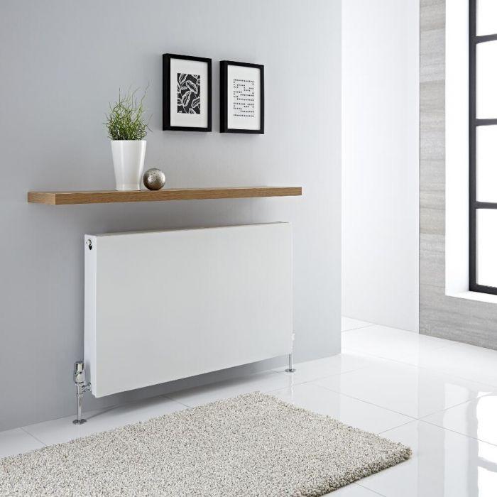 Radiateur horizontal Blanc Type 22 Merus 60 x 100cm 2165 watts