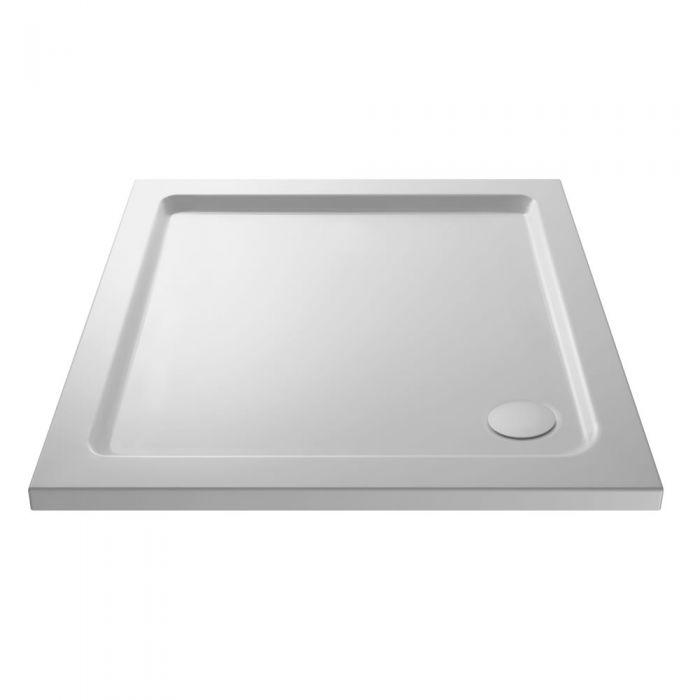 Receveur bac à douche carré 100x100cm