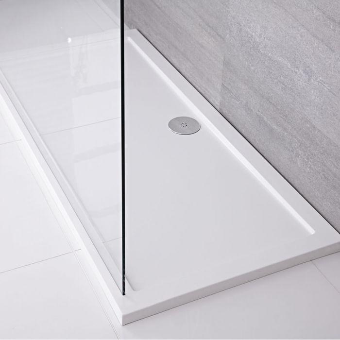 Receveur de douche rectangulaire 1200x900mm