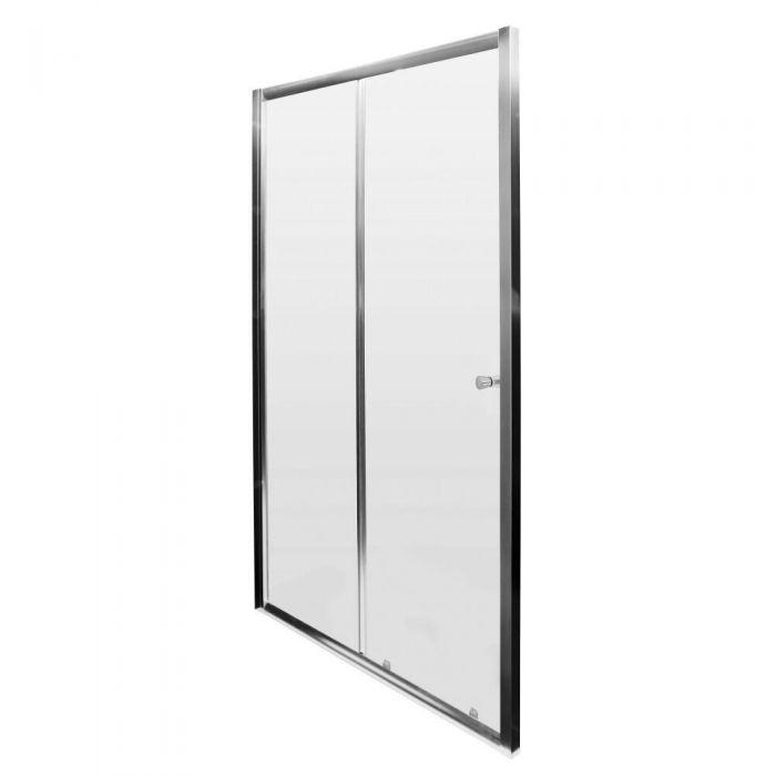 Porte de douche coulissante 120x195cm Hutton