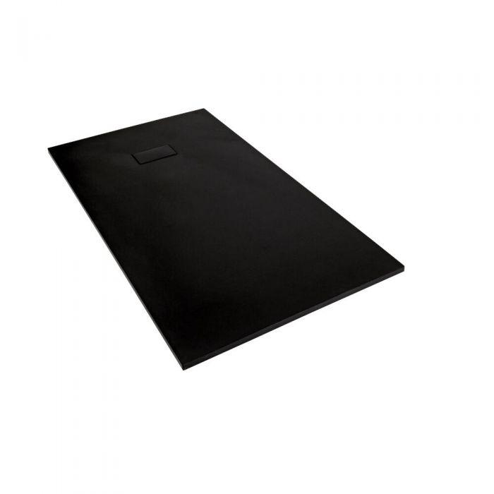 Receveur de douche rectangulaire Anthracite 120x80cm
