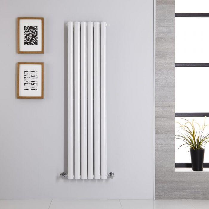 Radiateur Vertical Vitality Blanc 140cm x 35.4cm x 5.6cm 686 watts