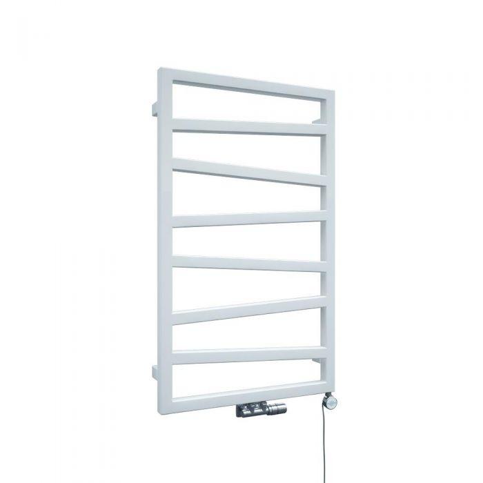 Torun - Sèche-serviettes Blanc 83.5cm x 50cm