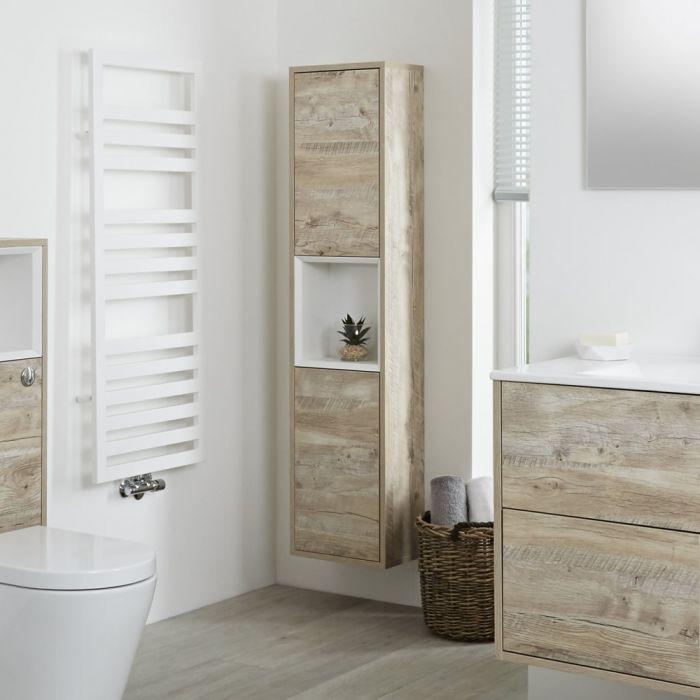 Colonne salle de bain 150x35cm Hoxton Chêne Clair