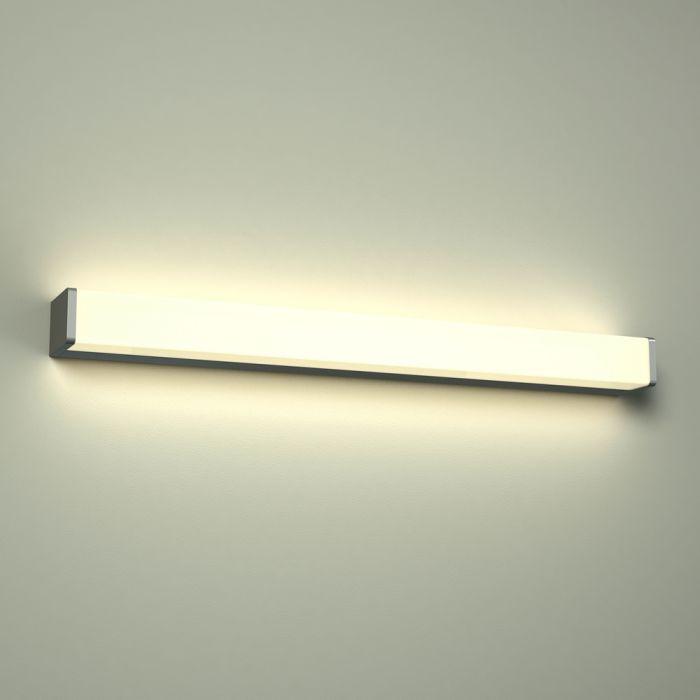 Applique salle de bain LED 12W Omedeo 60x7cm