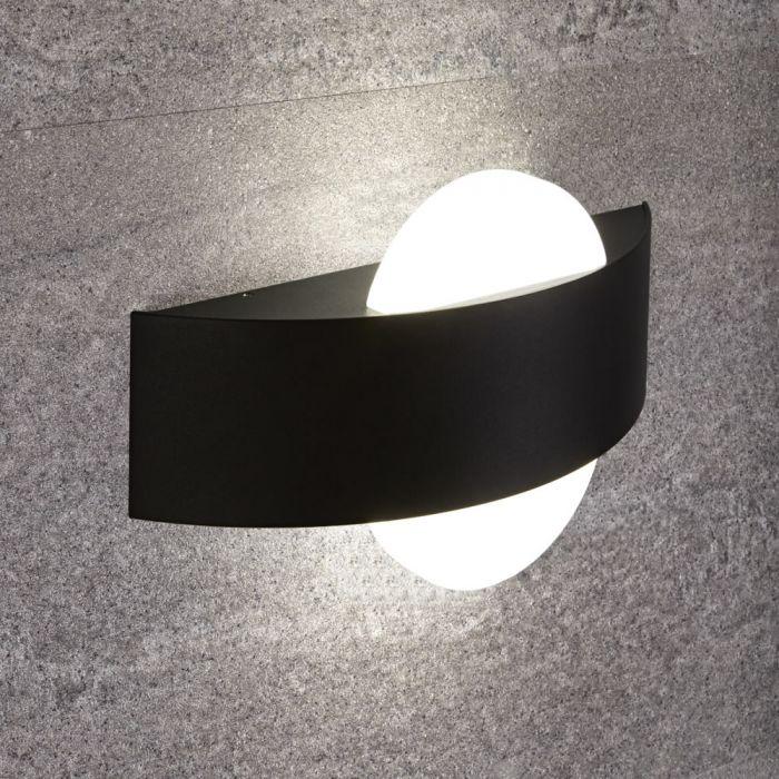 Biard Applique murale salle de bain 11W Aqua Noir