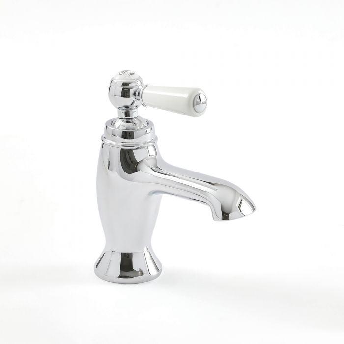 Robinet lavabo rétro à levier unique - choix de finitions - Elizabeth