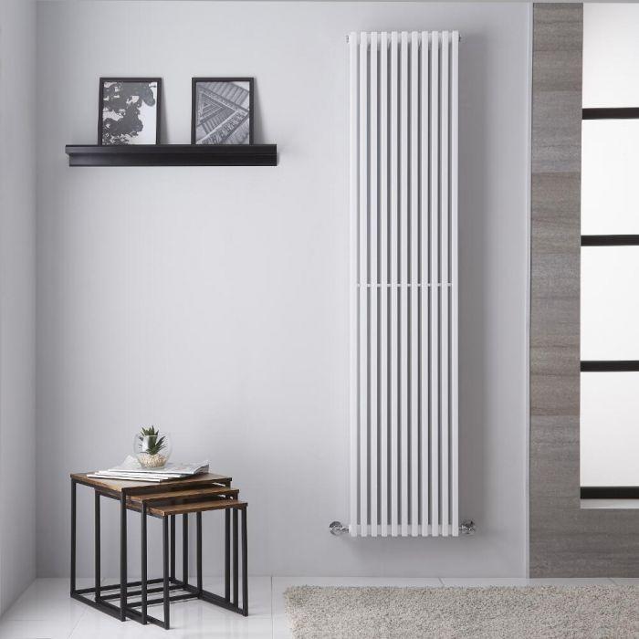 Neive - Radiateur Design Blanc - 180.6cm x 39.2cm