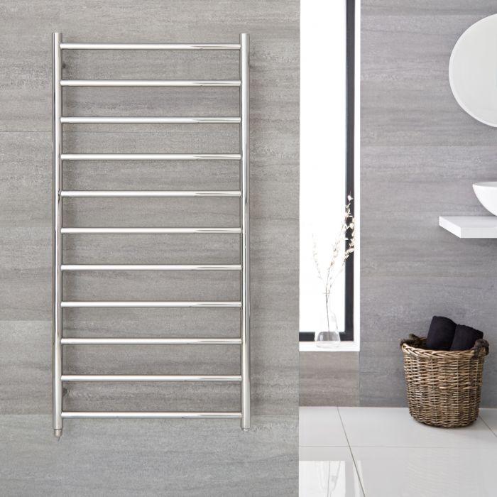 Sèche-serviettes électrique chromé 60cm x 100cm - Quo