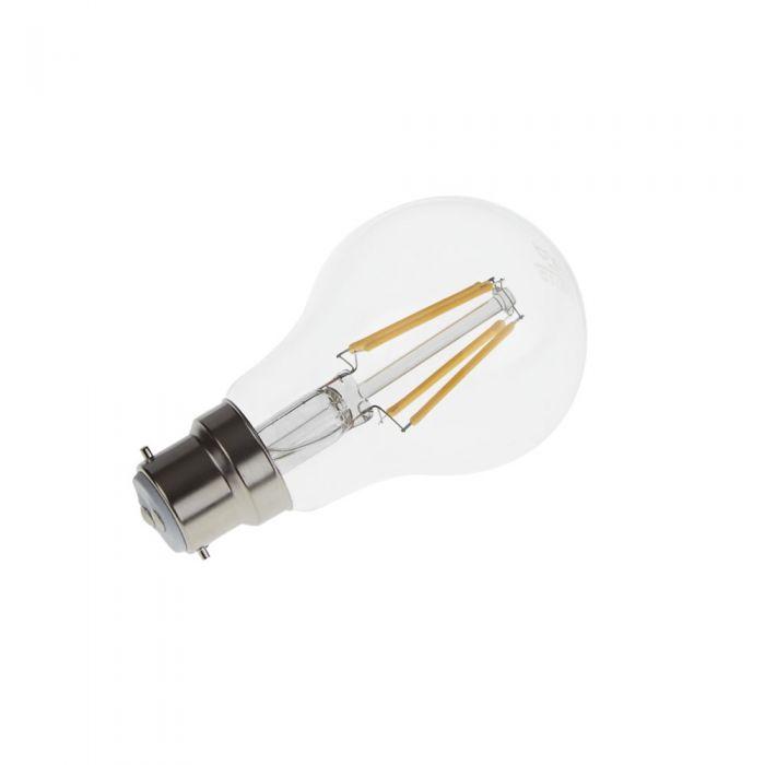 Biard Ampoule LED Filament B22 4W Dimmable - Lot de 6