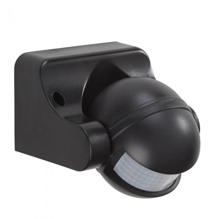 Détecteur de mouvement Adjustable 180° PIR Powermaster - Mural & Plafond - Noir