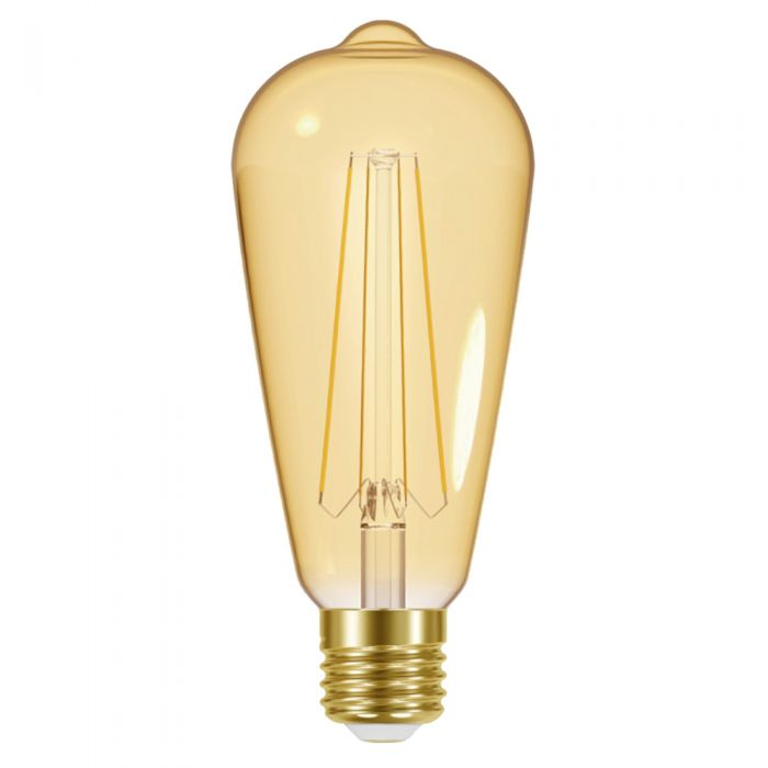 Led Filament Energizer 6 Ambrée E27 Ampoule Pack De 5w St64 8nwN0yvOPm