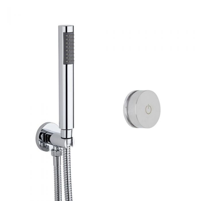 Douche Digitale Thermostatique 1 Fonction & Douchette Ronde - Narus
