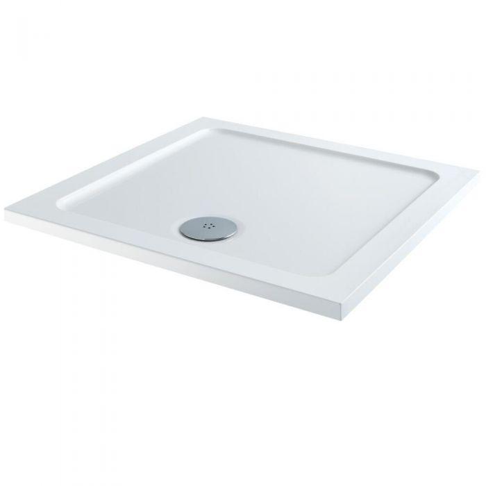 Receveur de douche carré - Choix de tailles