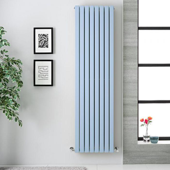Radiateur vertical Sloane Bleu pâle 178 x 47.2cm 1931 watts