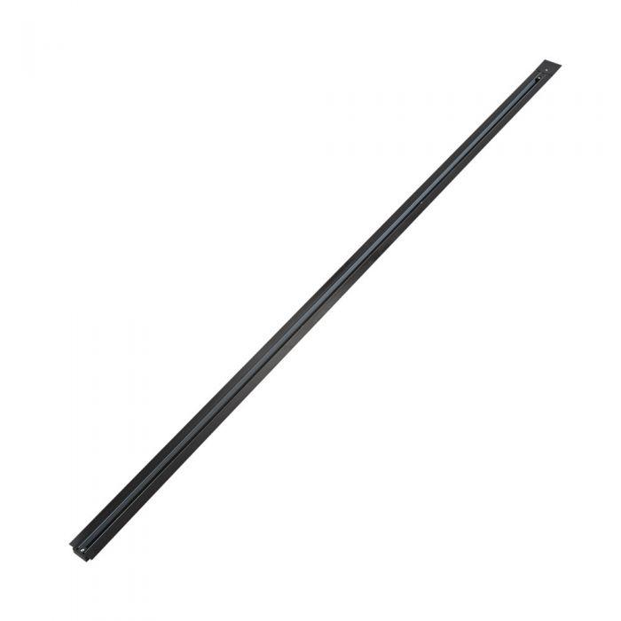 Biard Rail encastrable pour Spot LED 2m Noir