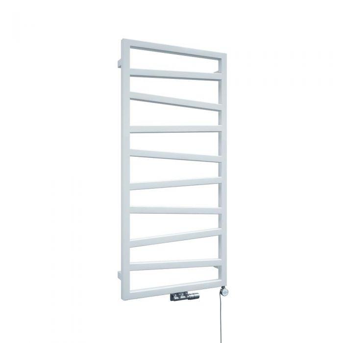 Torun - Sèche-serviettes Blanc 107cm x 50cm