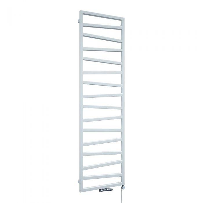 Torun - Sèche-serviettes Blanc 178cm x 50cm