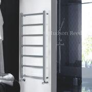 Sèche-Serviettes Chromé Eton 120cm x 60cm x 10,5cm 326 Watts