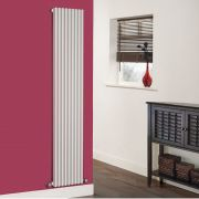 Radiateur Design Vertical Blanc Parallel 178cm x 34,2cm x 8,4cm 1177 Watts