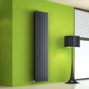 Radiateur Design Vertical Anthracite Salisbury 160cm x 42cm x 8,6cm 1475 Watts