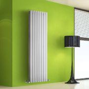 Radiateur Design Vertical Blanc Salisbury 160cm x 56cm x 8,6cm 1967 Watts