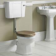WC Rétro & Abattant au choix