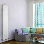 Radiateur Design Vertical Blanc Delta 178cm x 35cm x 4,7cm 823 Watts