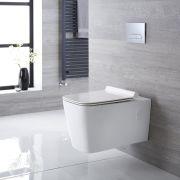 WC Suspendu Sandford Cubique