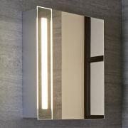 Armoire de toilette Miroir 62x50cm Bala