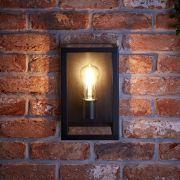Biard Applique Murale E27 Bonn Noire IP54