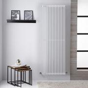 Roma - Radiateur Vertical Design Blanc - 180cm x 60.5cm