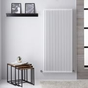 Neive - Radiateur Design Blanc - 150.6cm x 68cm