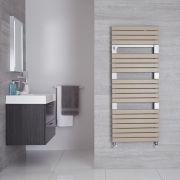 Seina - Sèche-serviettes Design Quartz - 136cm x 55cm