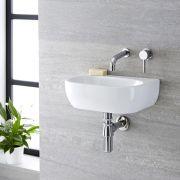Vasque Céramique Ovale 42 x 28cm Langtree