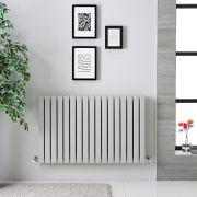 Radiateur horizontal Sloane Gris Souris 63.5 x 100cm 1022 watts