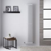 Roma - Radiateur Design Blanc - 180cm x 32.5cm1039 Watts