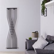 Radiateur Design Vertical Anthracite Xcite 177,5cm x 45cm x 11cm 925 Watts