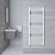 Sèche-Serviettes Électrique Blanc Etna 150cm x 60cm x 3cm