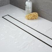 Caniveau de douche à carreler 120cm