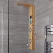 Colonne de douche Thermostatique Bambou Lako