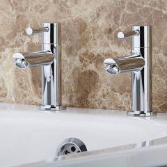 Paire de robinets Baignoire Mirage