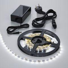 Biard Kit Ruban LED 3528 Blanc froid 5m