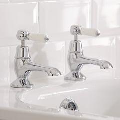 Robinet baignoire à leviers Rétro Topaz