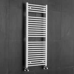 Sèche-Serviettes Blanc Etna 120cm x 50cm x 3cm 686 Watts