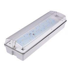 Biard Lampe de secours LED bureau et bâtiments publics 7,5W