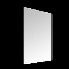 Armoire de toilette Miroir Newington - 50x70cm Gris Mat